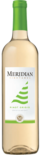 Meridian Pinot Grigio 750ml - Case of 12